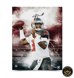 "Jameis Winston Signed ""Stadium Series"" Tampa Bay Buccaneers 16x20 Photo - LE-0"
