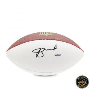 Jameis Winston Signed White Panel Football - Tampa Bay Buccaneers-0