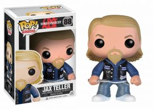 Funko Pop! Jax Teller Sons of Anarchy Series #88 Vinyl Collectible Figure-0