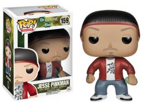 Pop! TV Breaking Bad Jesse Pinkman #159 In-Box Action Figure-0