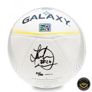 Landon Donovan Signed LA Galaxy ADIDAS Tropheo Replica Match Soccer Ball-0