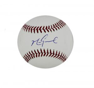 Mark Grace Signed Chicago Cubs Rawlings Official Major League Baseball-0