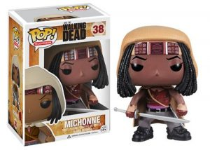 Funko Pop! Michonne The Walking Dead #38 Vinyl Collectible Figure-0