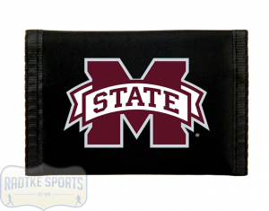 Mississippi State Bulldogs Officially Licensed NCAA Nylon Wallet-0