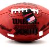 "Joe Montana Autographed/Signed San Francisco 49ers Throwback Authentic Super Bowl 23 NFL Football with ""SB XXIII Champs"" Inscription-505"
