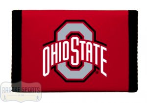 Ohio State Buckeyes Officially Licensed NCAA Nylon Wallet-0