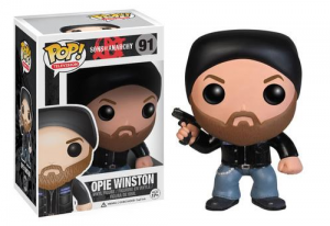 Funko Pop! Opie Winston Sons of Anarchy Series #91 Vinyl Collectible Figure-0