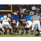 Fernando Valasco Autographed/Signed Classic Georgia Bulldogs 8x10 NCAA Photo Go Dawgs-0