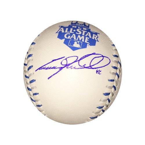 Craig Kimbrel Autographed/Signed Atlanta Braves 2012 All Star Official Rawlings Baseball-0