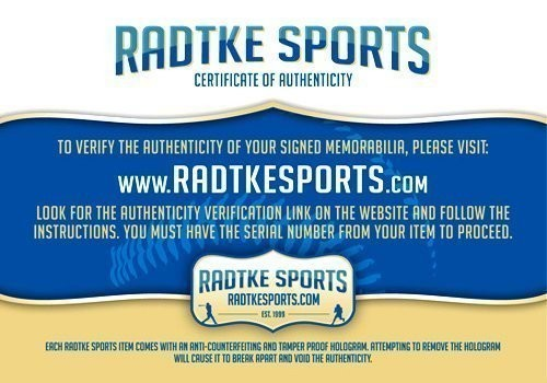 Carli Lloyd Signed US Women's Soccer Red Custom Jersey-21503