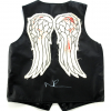 Norman Reedus Signed The Walking Dead Officially Licensed Angel Wing Vest-11857