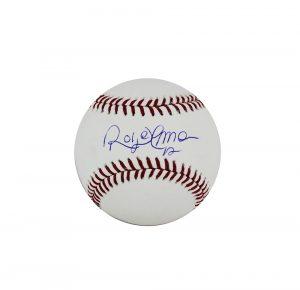 Roberto Alomar Signed Toronto Blue Jays Rawlings Official Major League Baseball -0