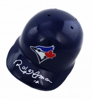 Roberto Alomar Signed Toronto Blue Jays Official MLB Helmet-0
