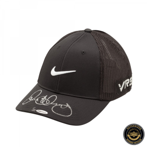 Rory McIlroy Signed Black Nike Hat - LE-0