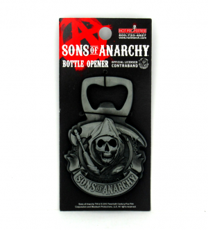 Sons of Anarchy Officially Licensed Metal Bottle Opener-0