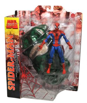 Marvel Select Spider-Man In-Box Action Figure-0