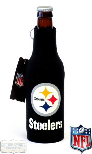 Pittsburgh Steelers Officially Licensed 12oz Neoprene Bottle Huggie-0
