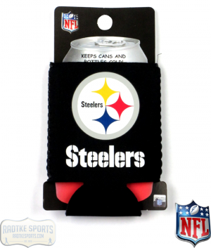 Pittsburgh Steelers Officially Licensed 12oz Neoprene Can Huggie-0