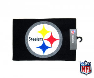 Pittsburgh Steelers Officially Licensed Starter NFL 19x30 Welcome Mat-0