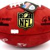 Sean Weatherspoon Signed Atlanta Falcons Wilson Authentic NFL Football-9891